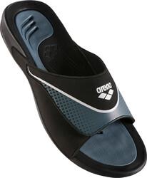 arena Marco VCR Hook Sandals Unisex Black-Grey-Silver Schuhgröße 46 2018 Badeschuhe 8GqnN